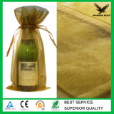 Organza Wine Bottle Packing Pouch