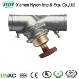 Air Conditioning and Heating Systems Ductile Iron Balancing Valve (HY6070)
