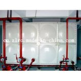 Enamelled Steel Sectional Water Tank Drinking Water Treatment
