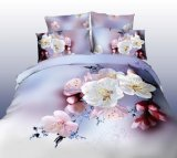 2016 Hot Sale 3D Reactive Printing Cotton Bedding Sets