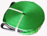 4X4 Winch Extension Strap 50mm X 20m (Model#DHTC001), Polyester Material