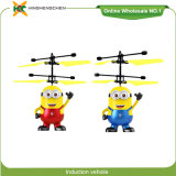 Minion Style Cute Induction Aircraft Long Range RC Helicopter