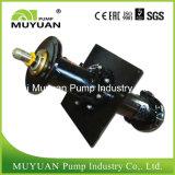 Centrifugal Deep Pit Wear Resistant Slurry Pump