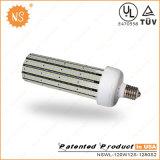 E40e39 120W LED Corn Light with Aluminum Fin Heat Sinking