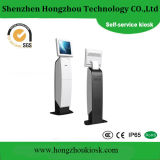 Invoice Printing Free Standing Interactive Information Kiosk