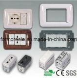 Factory Hot Sale Italian 3 Module Wall Switch
