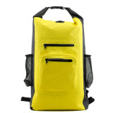 New Design PVC 100% Waterproof Dry Bag Backpack Double Straps