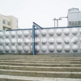 Large Capacity Water Treatment Stainless Steel Water Storage Tank