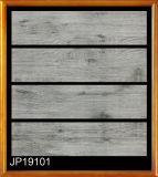 Wooden Finished Porcelain Tile for Floor and Wall Jp19101