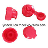 Dia 24mm Oil Flip Top Cap with Red Colour