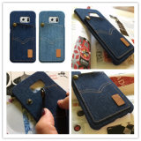 Mobile Accessories Leather Cover for Samsung Galaxy S6/S7edge Phone Case