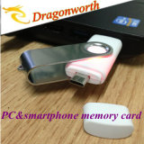 PC&Smart Phone USB&Micro USB Memory Card ,Flash Drive Memory Disk