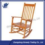Cy2273 Antique Wooden Relaxing Rocking Chair