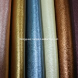 Semi- PU Upholstery Leather for Home Decoration (Hongjiu-806#)