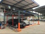 Public Space Hydraulic Car Parking System