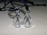 Handmade Perfume Bottle Necklace