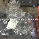 Quartz Glass Waste Bottle