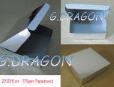 Customed Aluminum Coated Paper Cake Box (GD-CB008)