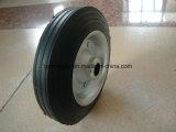8′′heavy Duty Solid Rubber Wheel for Wheel Barrow