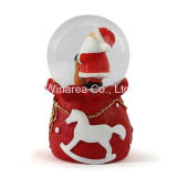 Customized Snow Globe with Resin Material