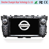 Car DVD/MP3/MP4/Audio/Video/USB Player for Nissan New Teana