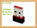 Wireless N Nano USB Adapter Wireless Card 150Mbps Mini Size