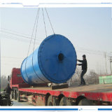 Life Garbage Recycling to Oil by Pyrolysis Plant