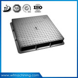 Clear Opening 700mm Sand Casting Ductile Iron Manhole Cover (EN124)