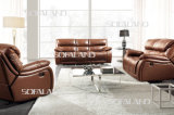 Electric Recliner Leather Sofa (904)