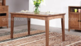 Solid Wooden Dining Table Living Room Furniture (M-X2449)