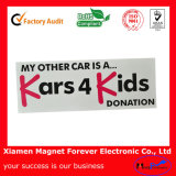 Custom Promotional Fashion Magnetic Sticker for Car