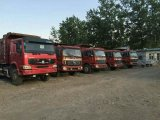 Used Sinotruk HOWO JAC Trucks Tow Trailer and Spare Parts