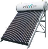 Pressure Solar Water Heater With Heat Pipe (DIYI-IP01)