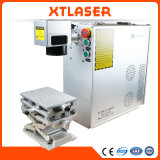 Portable Handheld Fiber Laser Rotary Marking 20W 30W 50W