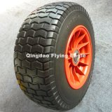 "16 Inch 16""X6.50-8 Pneumatic Inflatable Rubber Wheel"