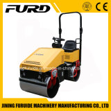 Top Quality Tandem Drum Hydraulic Vibrator Road Roller (FYL-890)