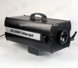 Aperture Size Adjustable 300W LED Follow Spot Light for Wedding Stage Equipment