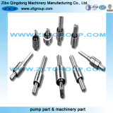 ISO Factory Non-Standard Precision Pump Shaft 316ss