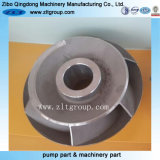 Investment Casting Stainless Steel/ Carbon Steel Pump Impeller
