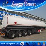 6 Compartment 54000 Liters Fuel Tank Semi Trailer for Sale