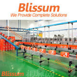 Industrial Bottle Chain Plate Conveyor Belt