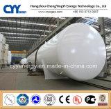 Industrial Liquid Nitrogen Oxygen Carbon Dioxide Argon Storage Tank with Different Capacities