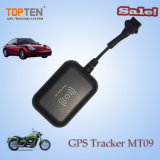 Water-Proof GPS Tracking Device for Car, Motorcycle, Free Online Tracking, Small Size Mt09 (WL)