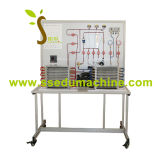 Computerized Heat Pump Trainer Technical Training Equipment Educational Equipment