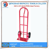 Red Colour and Two Wheels Hand Trolley (HT-1820)