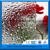 Safety Decorative Frosted Tempered Glass Price for Shower Wall