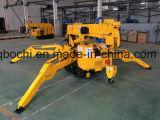 3t Mini Mobile Spider Crawler Crane
