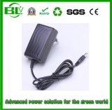 4.2V2a Li-ion/Lithium/Li-Polymer Battery Charger Power Supply with Customized Power Cord