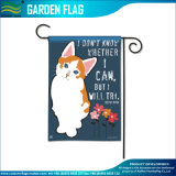 Outdoor Street Decor for Cat Lovers Garden Flag (J-NF06F11004)