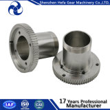 Round Alloy Gear Made by Shenzhen China Factory